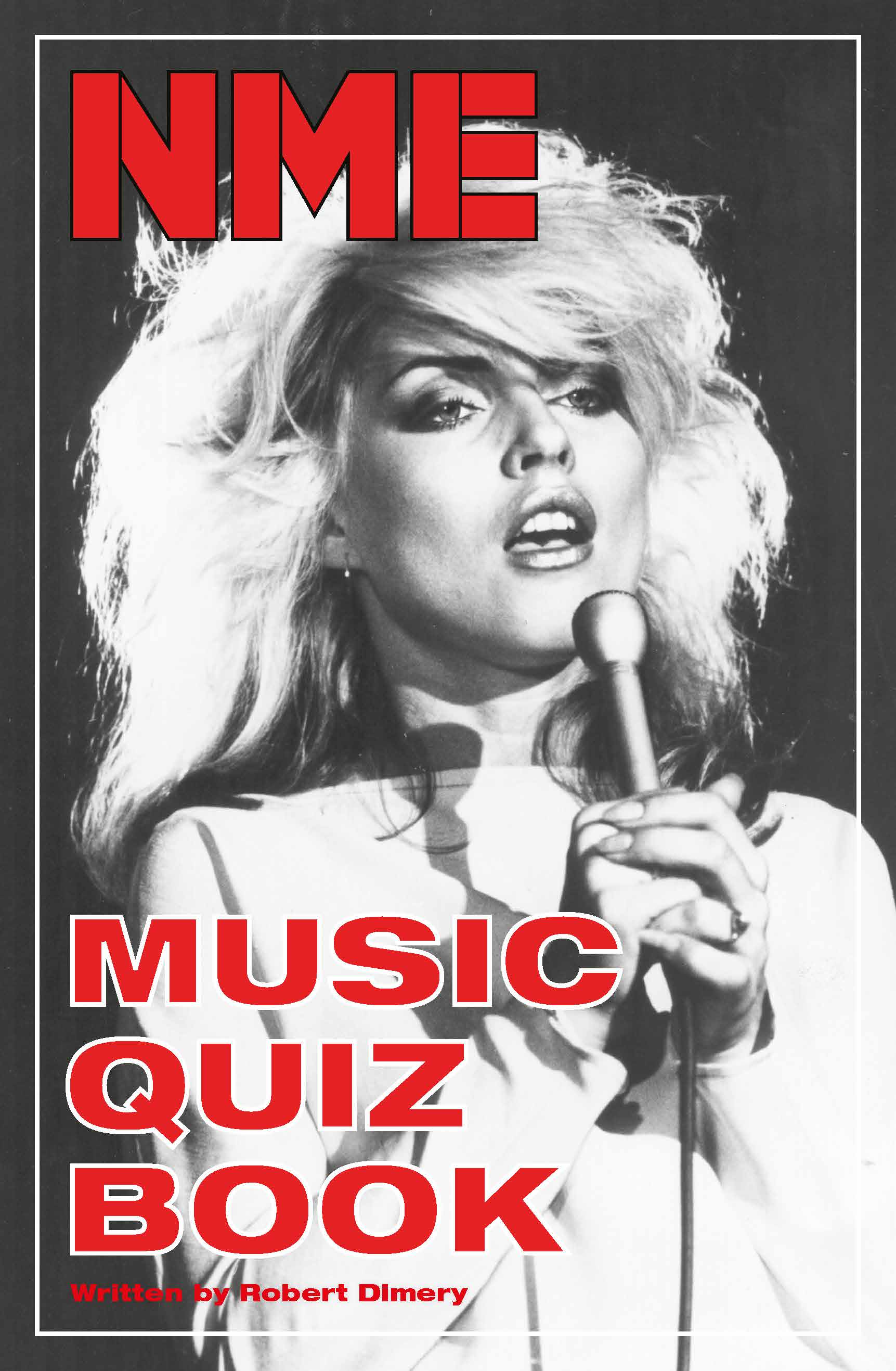 The NME Music Quiz Book - Product Thumbnail