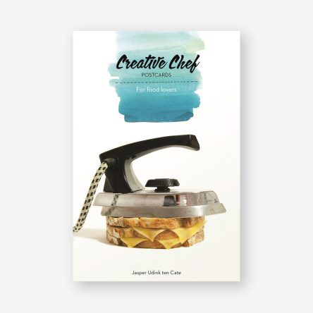 Creative Chef Postcards