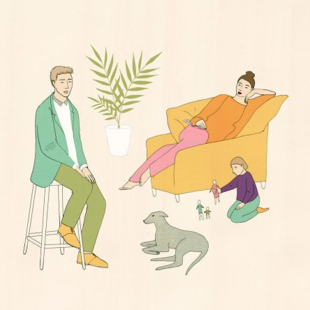 Dreams from Dream Decoder illustrated by Harriet Lee-Merrion