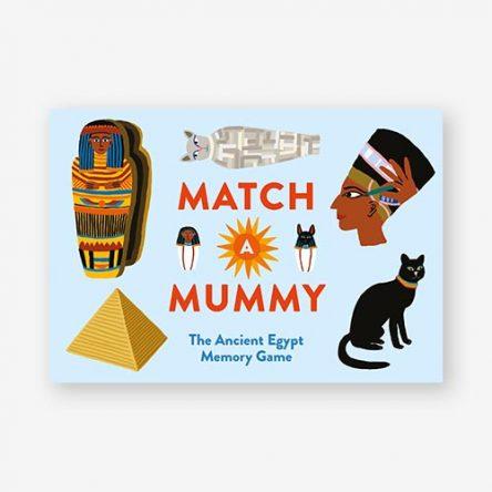 Match a Mummy