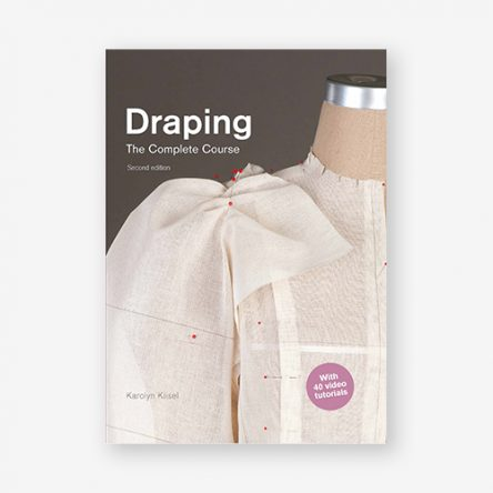 Draping: The Complete Course, Second Edition