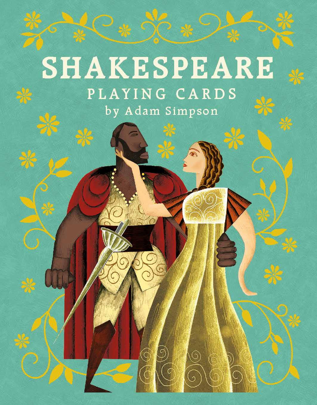 Shakespeare Playing Cards - Product Thumbnail