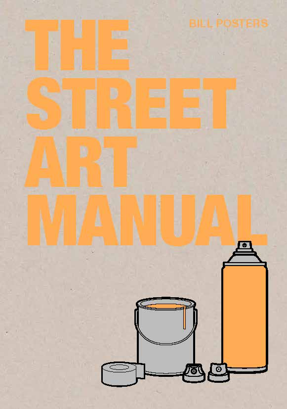 The Street Art Manual - Product Thumbnail