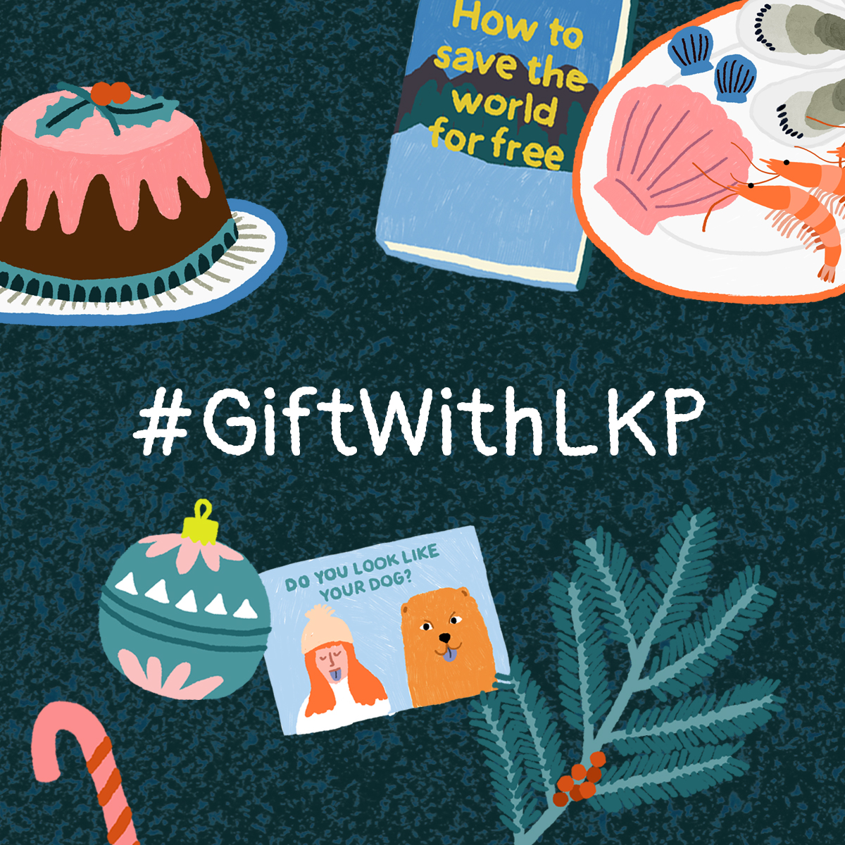 #giftwithlkp