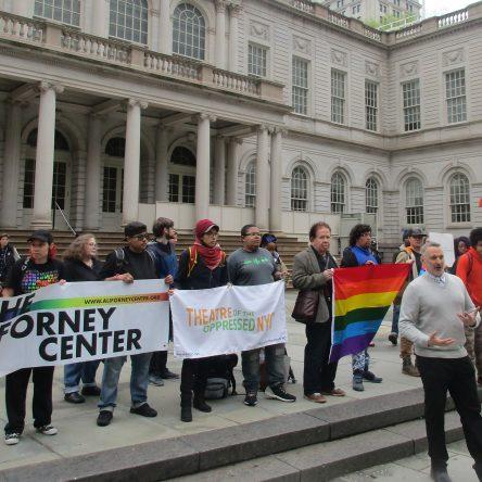 Ali Forney Center - Blog Image