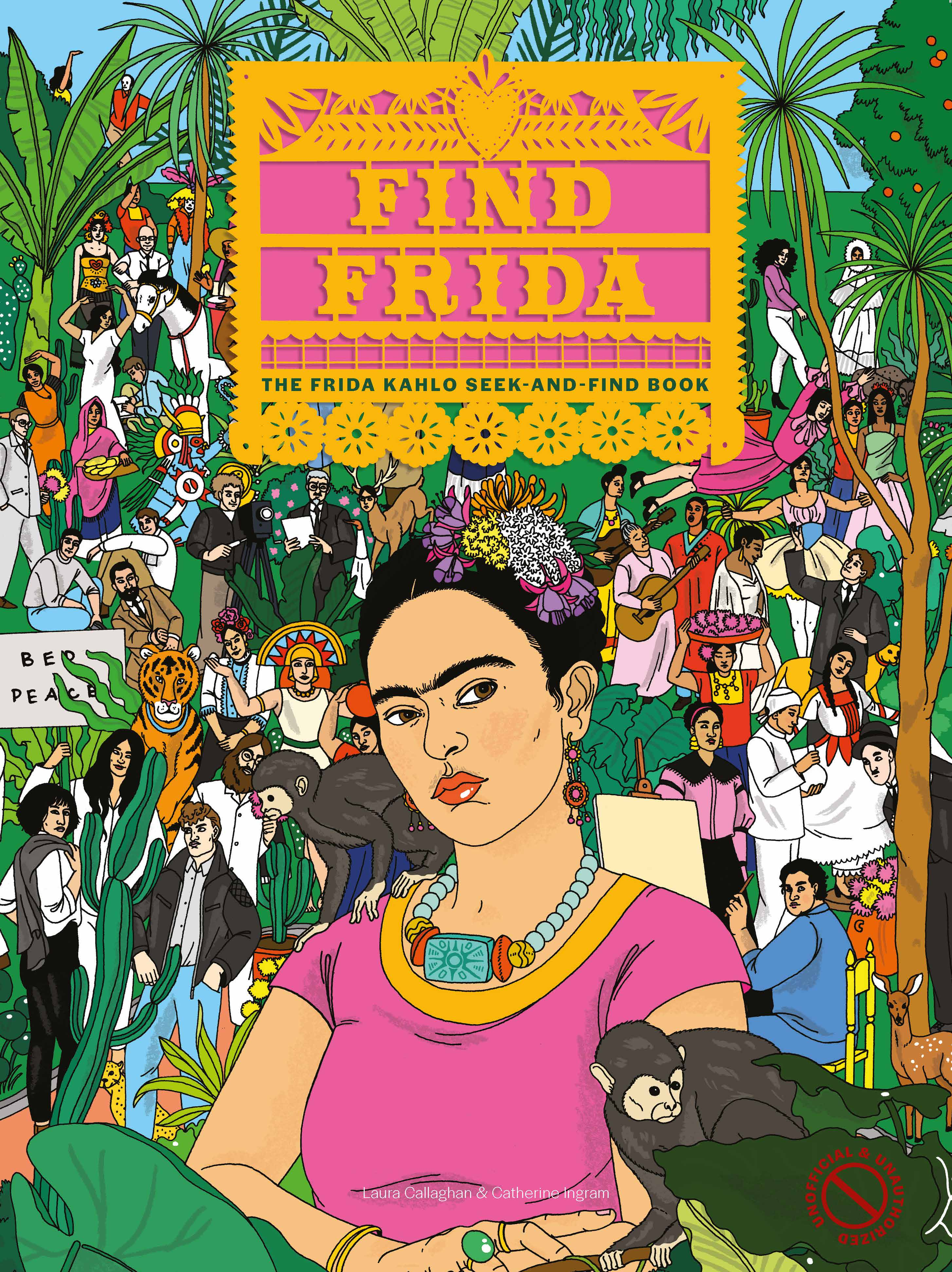 Find Frida - Product Thumbnail