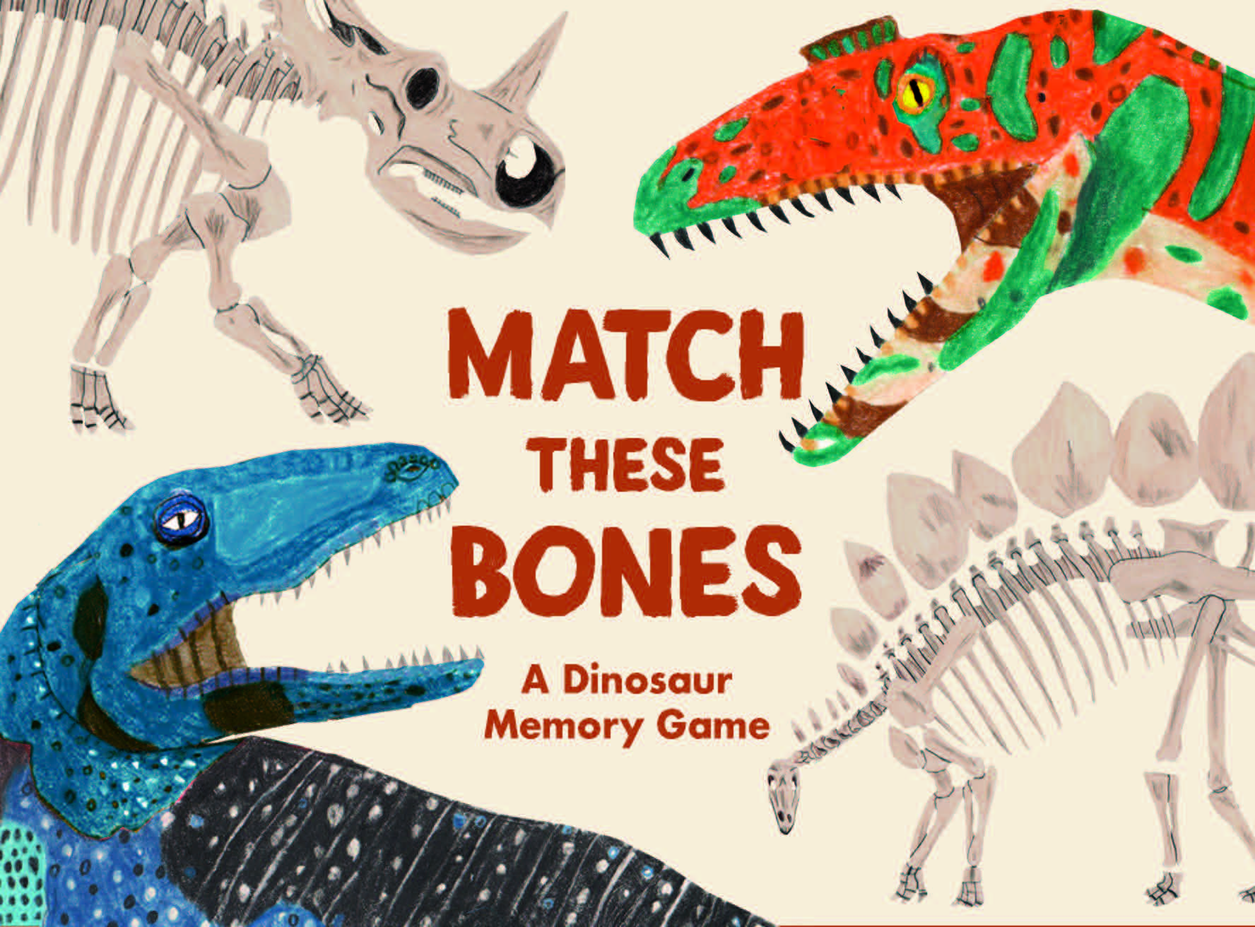 Match these Bones - Product Thumbnail