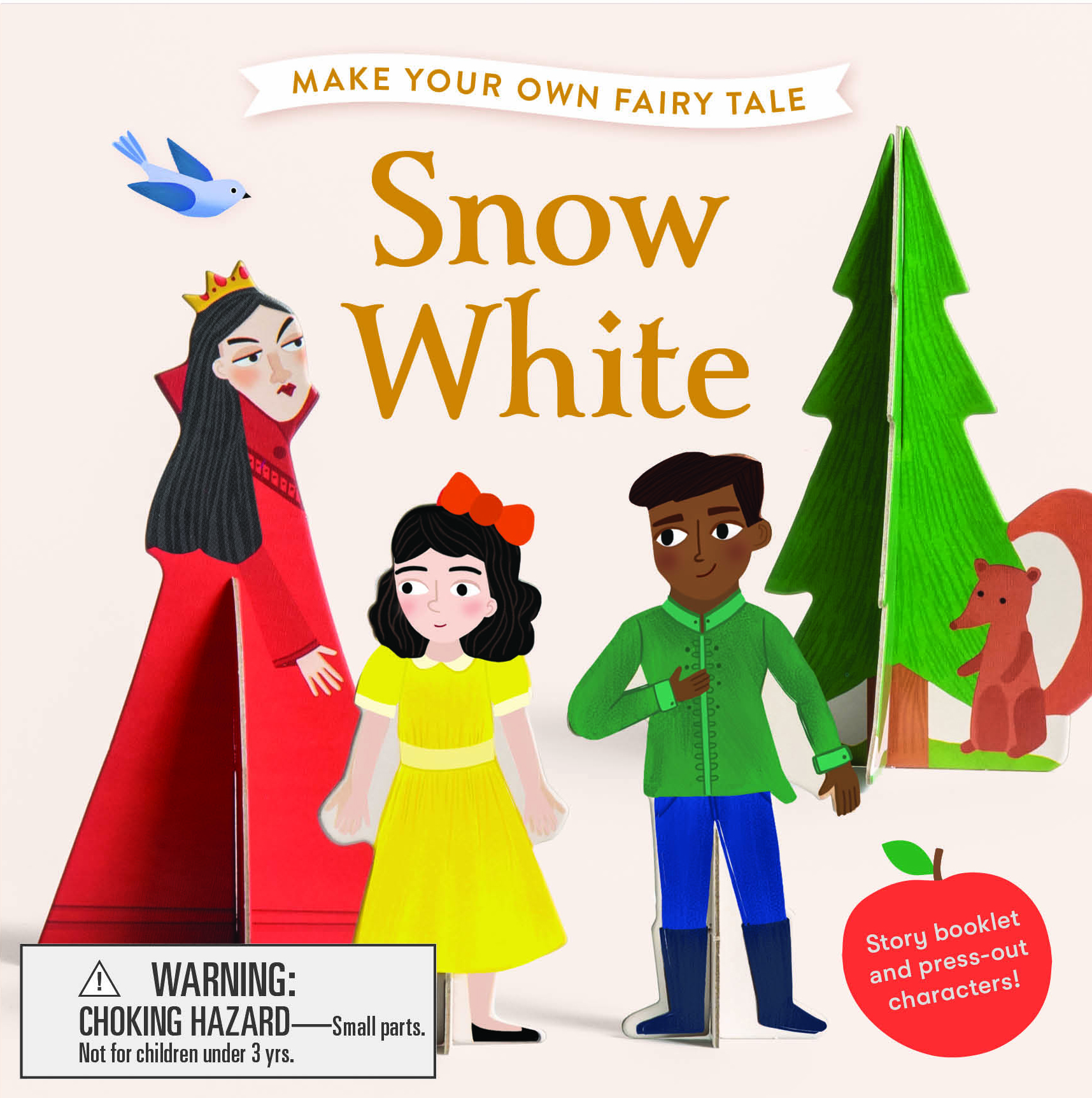 Make Your Own Fairy Tale: Snow White - Product Thumbnail
