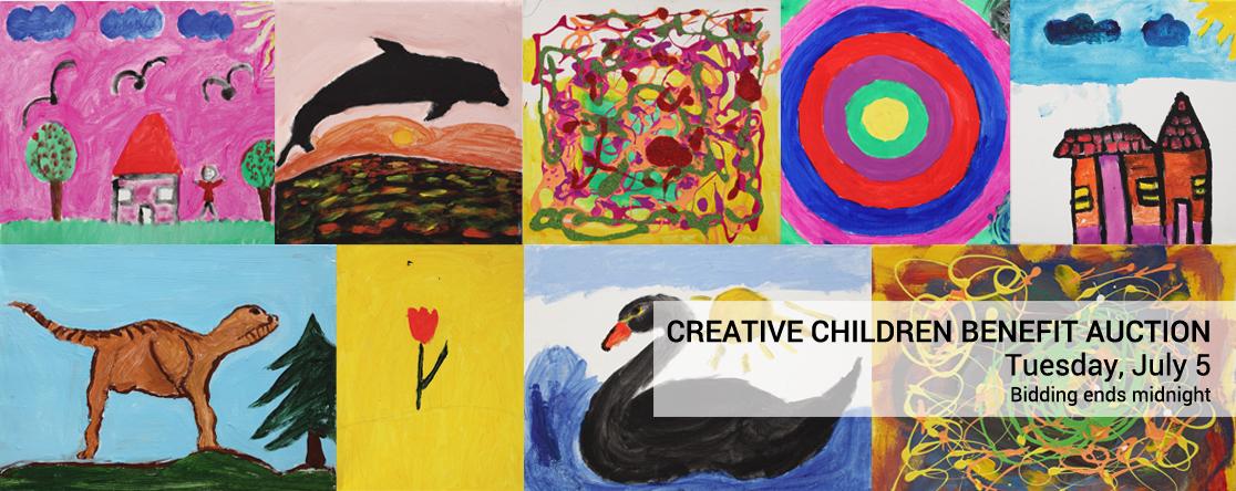 Creative Children Benefit Auction