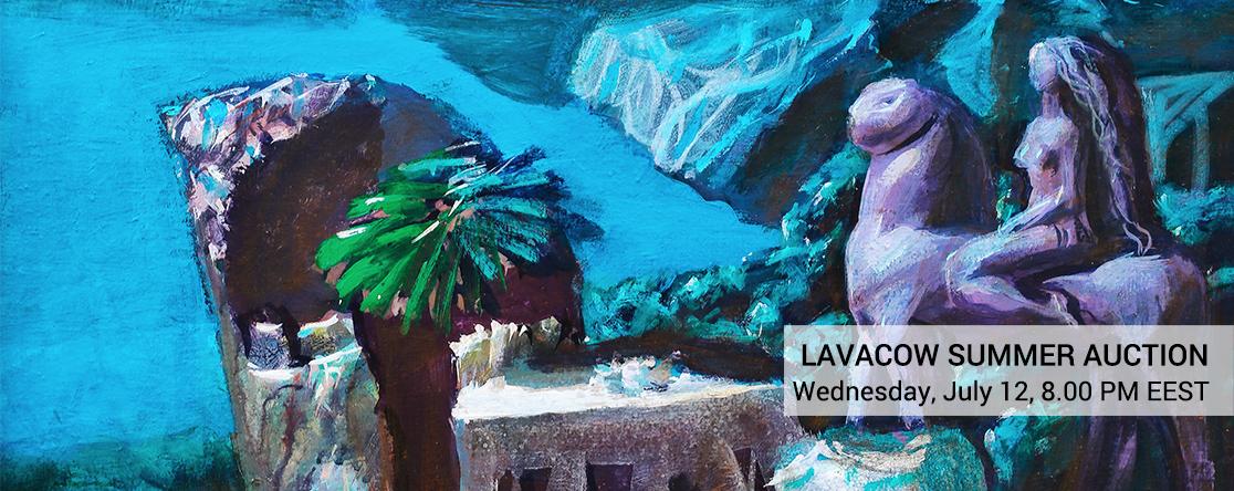 Lavacow Summer Auction