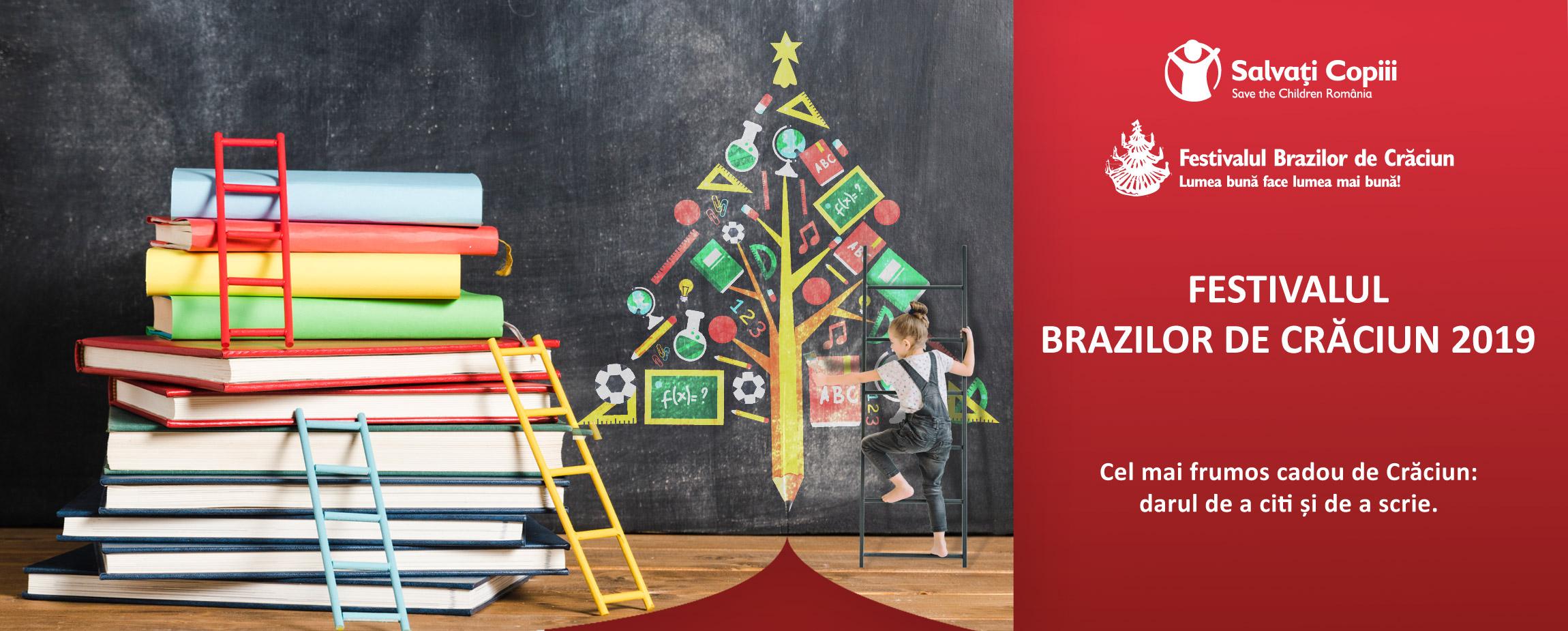 Festivalul Brazilor de Crăciun, ed. XIX, Salvați Copiii România