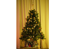 Victoria & Albert Christmas Tree