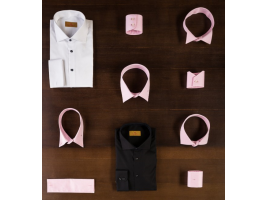 Custom Made to Measure Shirt by Sir Ludovic