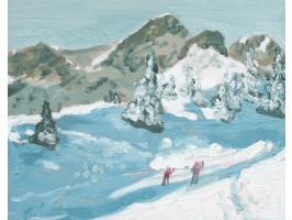 Cold landscape