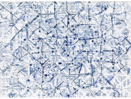 Spațiu albastru IV