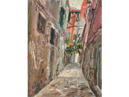 The Narrow Street (Strada Îngustă)