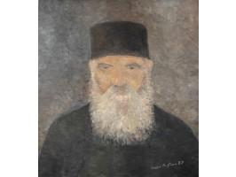 Portrait of a Monk (Portret de Călugăr)