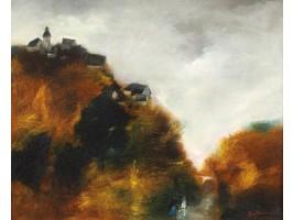 Landscape with Bridge (Peisaj cu Pod)