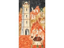 The Tower of the Vineyard (Turnul Viei)