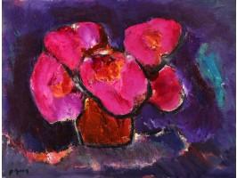 Purple Flowers (Flori Mov)
