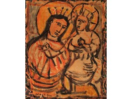 The Virgin and Child (Fecioara cu Pruncul)