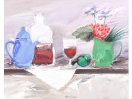The Red Wine Carafe (Carafa de Vin Roșu)