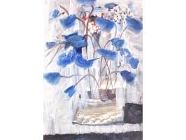 The Blue Inflorescence (Albastra Inflorescență)