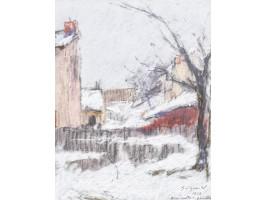 From the Courtyard of my Childhood (Din Curtea Părintească)