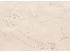 The Nude with Bracelets (Nudul cu Brățări)