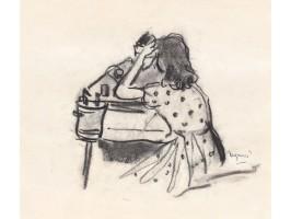 At the Table (La Masă)
