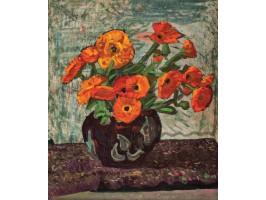 Old Maid Flowers (Cârciumărese)