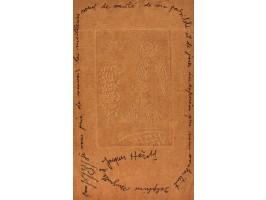 Embossing Stamp (Timbru Sec)