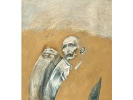 The Portrait of Ionel Perlea (Portretul lui Ionel Perlea)