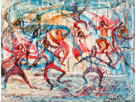 The Great Oriental Dance (La Grande Danse Orientale)