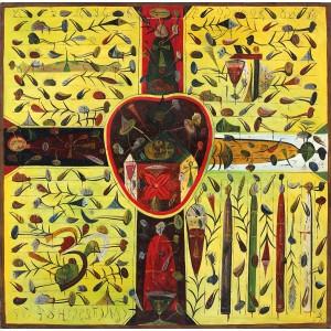Icon Manuscript (Manuscris Icoană)