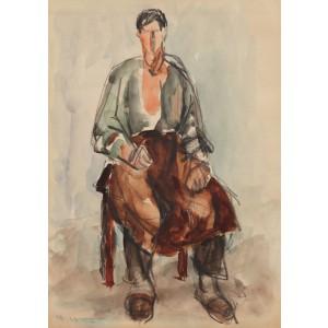 Portrait of a Man (Portret de Bărbat)