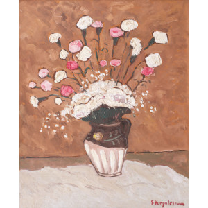 The Vase with Carnations (Ulciorul cu Garoafe)