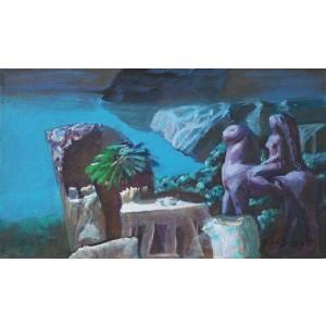The Stone Table (La Masa de Piatră)