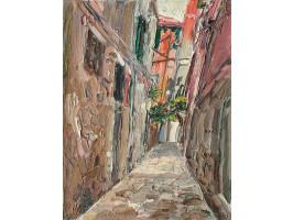 The Narrow Street (Strada Îngustă)