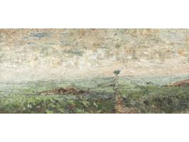 Path into a Meadow (Drum pe Câmpie)