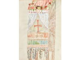 Altarpiece (Iconostas)