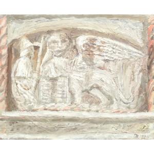 Oedipus and the Sphinx (Oedip și Sfinxul)
