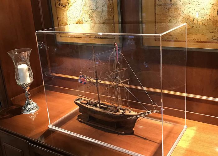 Teca per Nave Antica