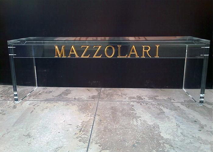 Tavolo Mazzolari