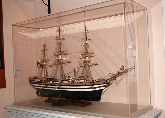 Teca per modellismo navale statico
