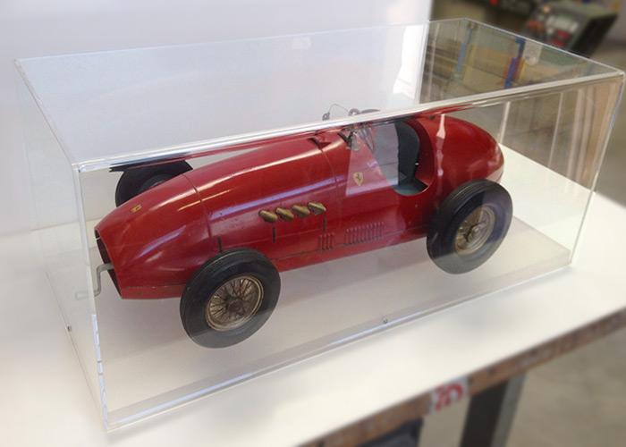 Teca per modellismo - Marchesini/Toschi Ferrari 500 F2