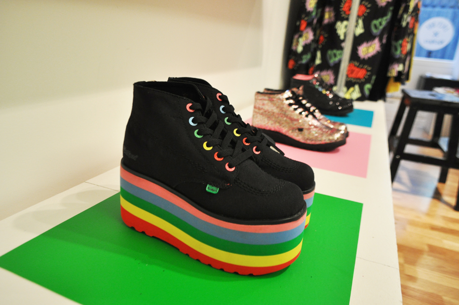 d477e941670b Lazy Oaf x Kickers: Launch Party in Store