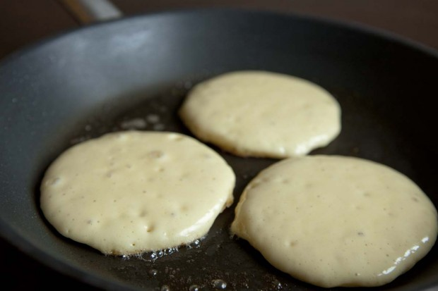 Pancakes-Buttermilch-3