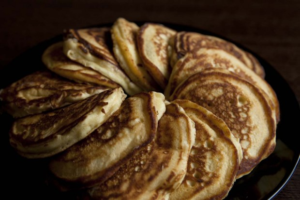 Pancakes-Buttermilch-4