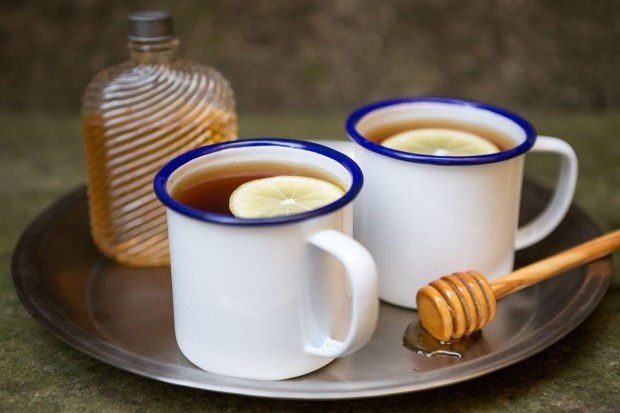 Earl Grey mit Whisky